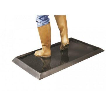 Sanitizing FootbathTall Wall