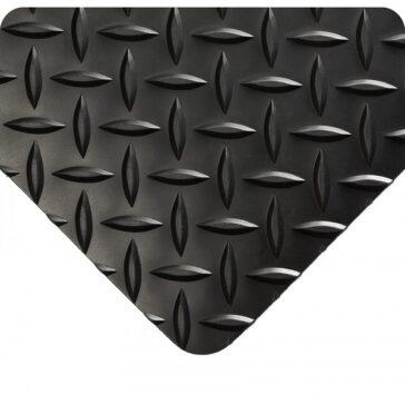 Diamond Plate Floor Runner Black #385