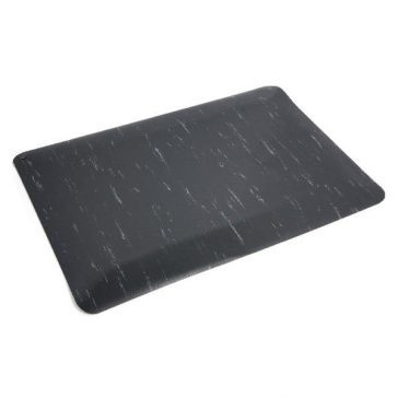 SMART Marble Tile-Top Mat Charcoal