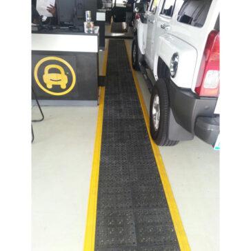 #542 F.I.T. Open Grit Custom Modular Flooring