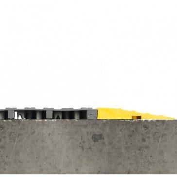 ErgoDeck Flooring Comfort Open Grid side profile