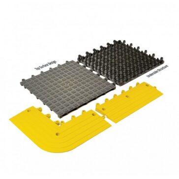 #558 ErgoDeck Flooring Comfort Open Grid top and bottom