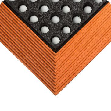 24-Seven Workstation Drainage Black-Orange
