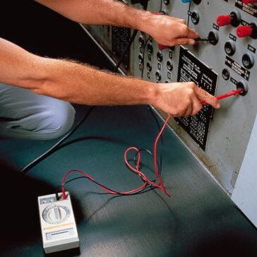 Corrugated Switchboard Matting