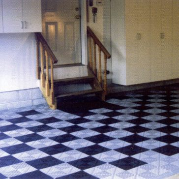 Channel Drainage Tile Basement