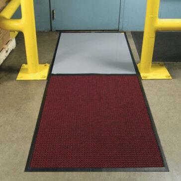 Clean Stride mat with WaterHog Classic Carpet
