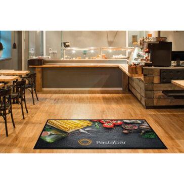 ColorStar Impressions Indoor Logo Floor Mat
