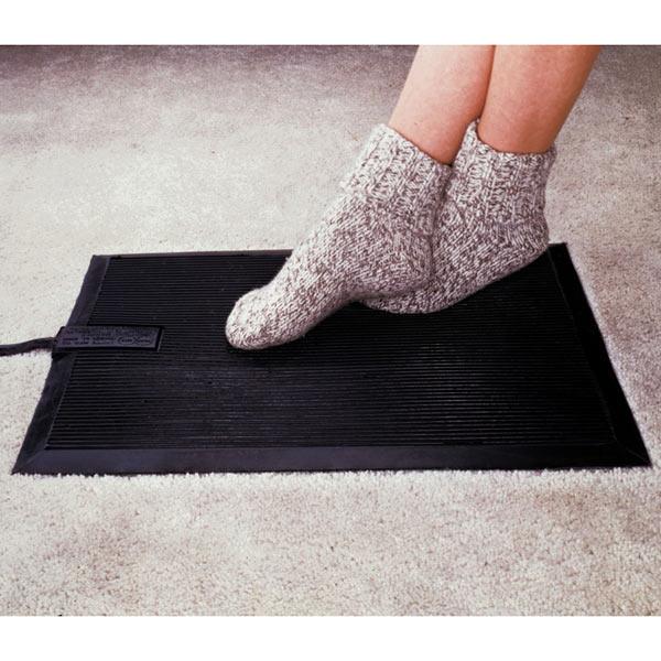 Heated Foot Warmer Floor Mats