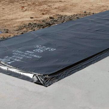 Powerblanket Curing Heated Blanket