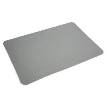 Diamond Plate Spongecote Grey