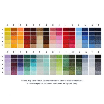 DigiPrint HD Solid Color Pallette