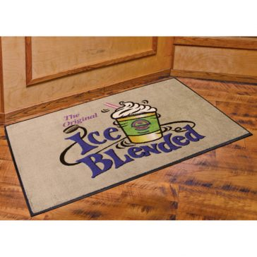 DigiPrint Logo Floor Mat