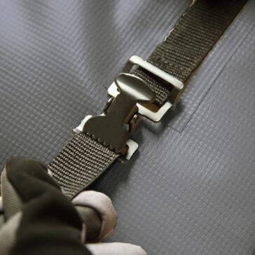 Powerblanket Drum Heater secure straps
