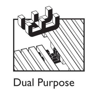 Elevate AFR Dual Purpose floor connector