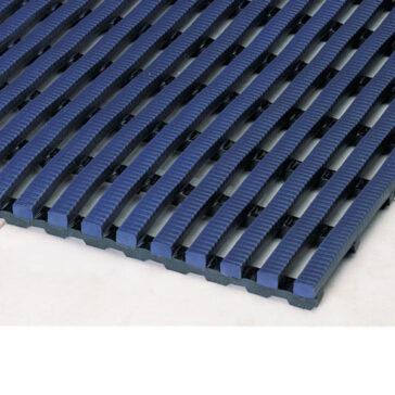 Elevate Sport Runner Flooring in blue color