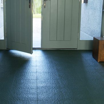 Flexi-Tile HomeStyle Slate Entrance