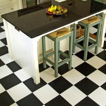 Flexi-Tile Slate Kitchen