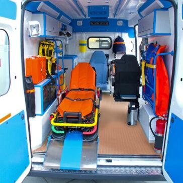 G-Floor Trailer Cargo Van