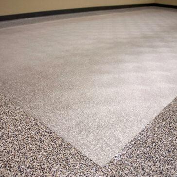 G-Floor Clear Floor Cover