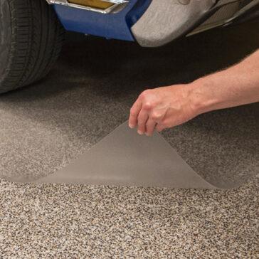 G-Floor Clear Floor Protector -Levant