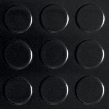 G-Floor Large Coin Black