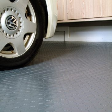G-Floor Large Coin Roll Out Flooring