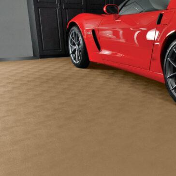 G-Floor Levant Pattern Rollout Flooring