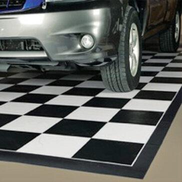 G-Floor Parking Pad Black Border