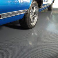 G-Floor Custom Ribbed Pattern