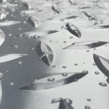 G-Floor Grill Mat Diamond Plate