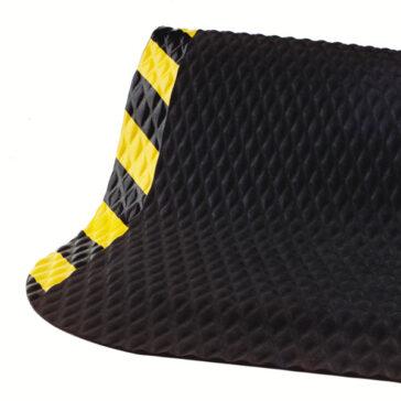 Hog Heaven Rubber Striped-Yellow