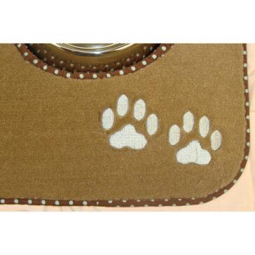Pet Place Mat- Sewn Binding