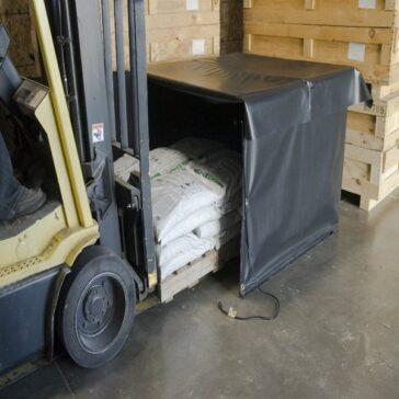 Powerblanket Bulk Material Warmer for pallets