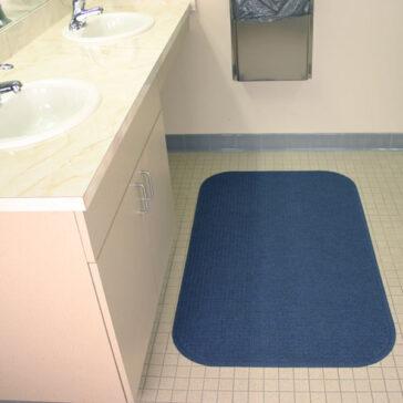 Restroom Sink Mat