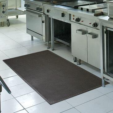 Superscrape Kitchen Scraper Mat