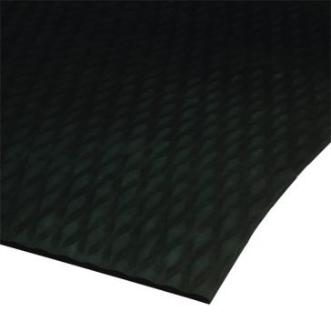 """Traction Tread Soft Rubber Runner 1/4"""" thick"""