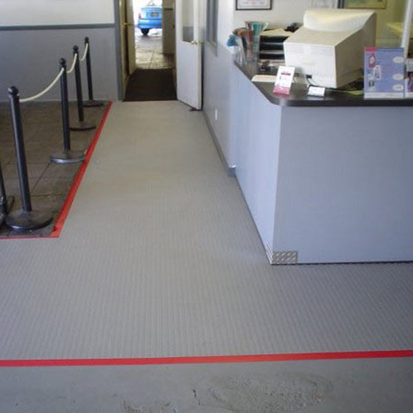 Tuff Seal Interlocking Floor Tile, Tuff Seal Garage Floor Tiles