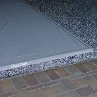 Clean Park Garage Water Containment Mat