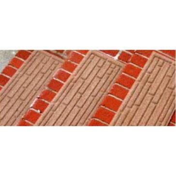 WaterHog Stair Treads Brick