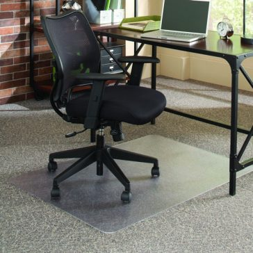 FloorMate Chairmat clear for Carpeting