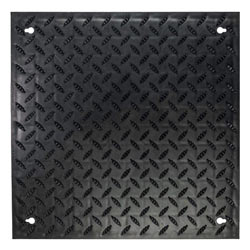 Foundation Platform Diamond Plate Tile Kit