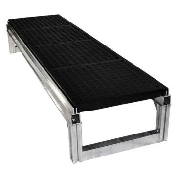 """Foundation Smooth Tile Platform Kit 12"""""""