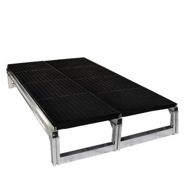 Smooth Tile Platform Kit