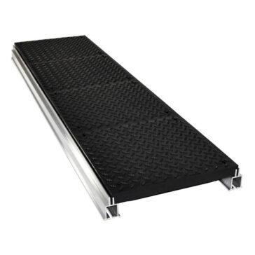 "Foundation Platform Diamond Plate Kit - 4"""