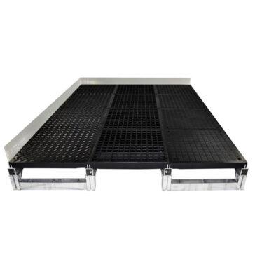 Foundation Platform Toe Plate