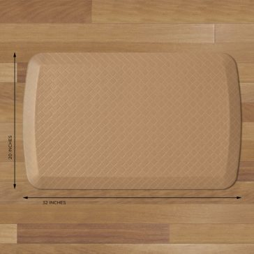GelPro Basics Comfort Gel Mat Dimensions