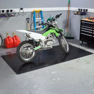 G-Floor Motorcycle Parking Pad