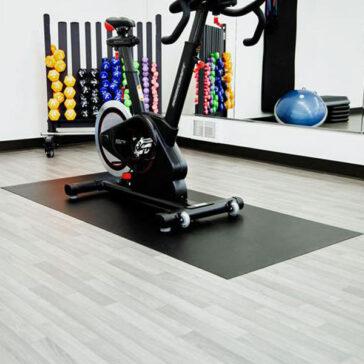 G-Floor Exercise mat - Black