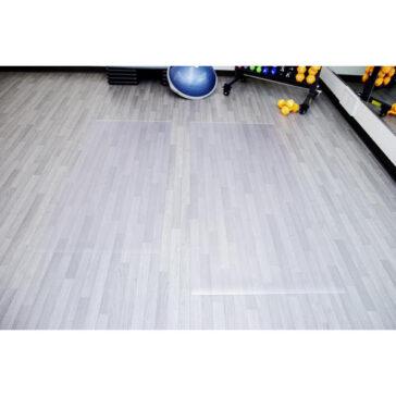 G-Floor Exercise mat - Clear