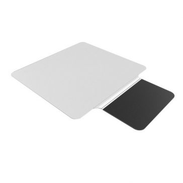 Sit or Stand Chair Mat lip unfolded